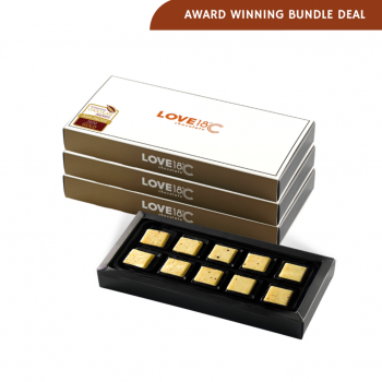 Bundle Chocolate - Awards Winning Collection (4 Boxes)