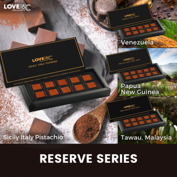 Bundle Chocolate - Reserve Collection I (2 Boxes)