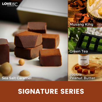 Bundle Chocolate - The Signature Collection (4 Boxes)