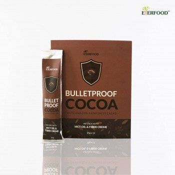 Everfood Bulletproof Cocoa EVBPCOH04