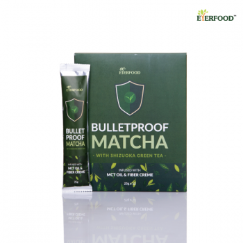 Everfood Bulletproof Matcha EVBPMH03