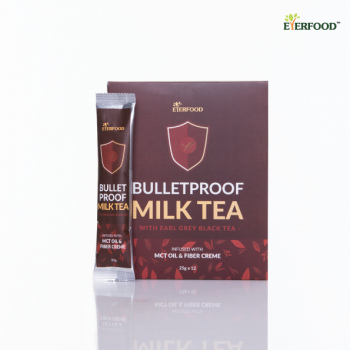 Everfood Bulletproof Milk Tea EVBPMT02