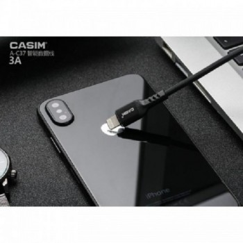 Casim Design A-C37 3A Fast Charge USB Cable 1.2M-Lightning