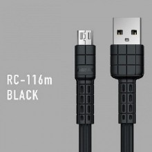 Remax RC-116I Armor Series Micro USB Data Cable 2.4A