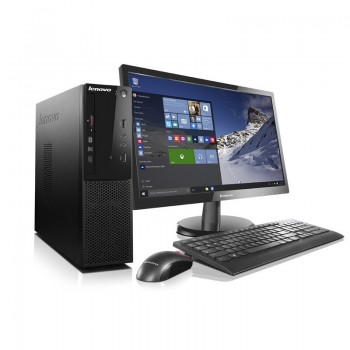 """Rent Desktop RM118/Month (RM3.93/Day). Intel Core i7, 8GB, 240GB SSD (New), 20"""" LCD Monitor - 24 Months Contract"""