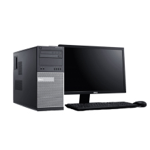 """Rent Desktop RM48/Month (RM1.60/Day). Intel Core i3, 4G, 500GB SATA, 19"""" LCD Monitor - 24 Months Contract"""