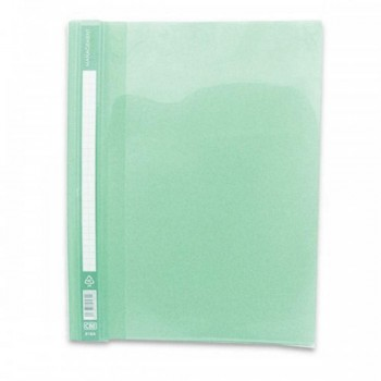 CBE 818A POCKET MANAGEMENT FILE A4 GREEN (Item No: B10-07 GR)