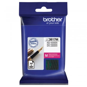Brother LC-3617 Magenta Ink