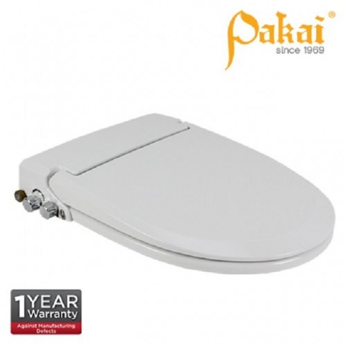 Pakai Joywash Polypropylene Soft Close Bidet Toilet Seat PK-SC401BX-00